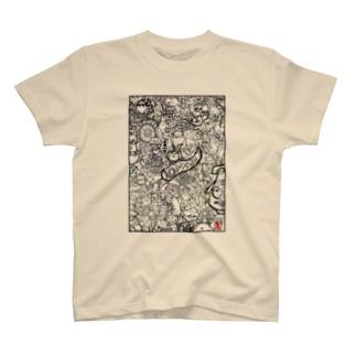 サツキショウ T-shirts