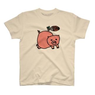 New🌈ブブちゃん。 T-shirts