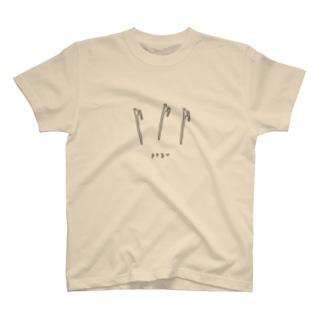 ペグ T-shirts
