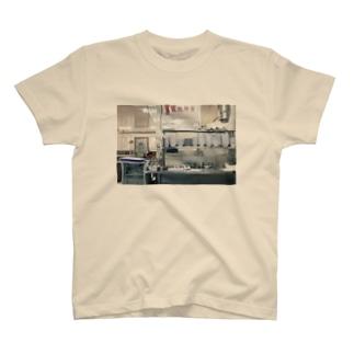 おはしと台湾の麺屋さんのTシャツ T-shirts