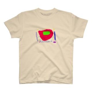 ほまる画伯の未タイトル T-shirts