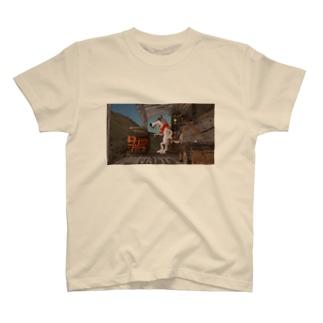 ジェットログキャビン_A T-shirts