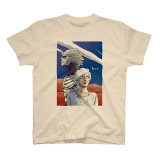 ストロウイカグッズ部のLOP T-shirts