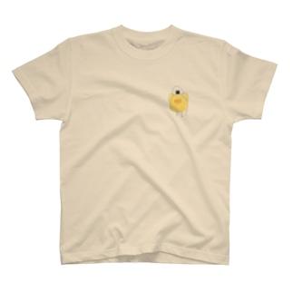 ひよこ君とおにぎり君。 T-shirts