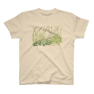 クサハラno3六甲山 T-shirts