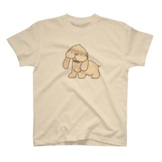 コッカー T-shirts