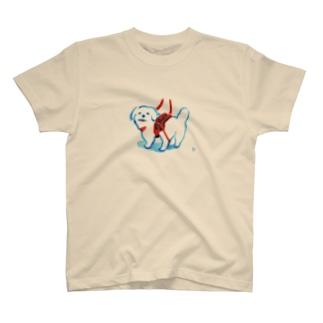 ゆるゆるわんこ T-shirts