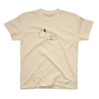 仕事への熱意 T-shirts