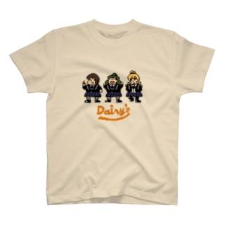 ドットさんにんT T-shirts