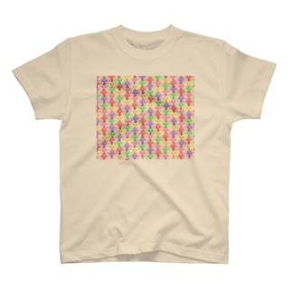 おにゃんモノノフ T-shirts