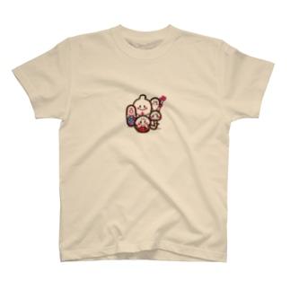 MOZOMOZO(LINEクリエイターズスタンプ) T-shirts