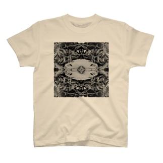 モノクロカメレオン T-shirts