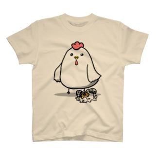 踏んだ T-Shirt
