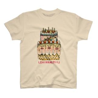 スワンケーキ T-shirts