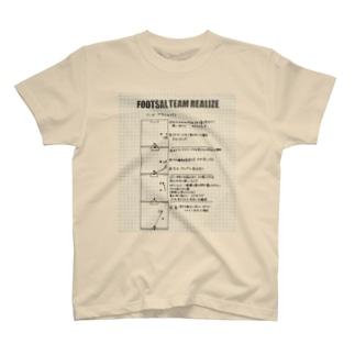 ベッキ・アラ(フェイク) T-shirts