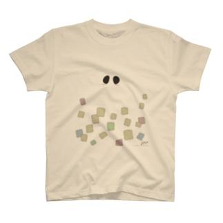 新米プロダクションの冥土の兎 つぎはぎ編 T-shirts