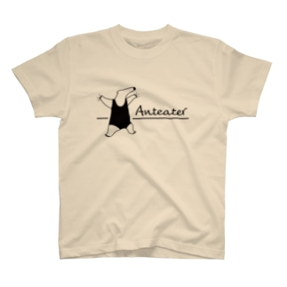 威嚇するミナミコアリクイ T-shirts