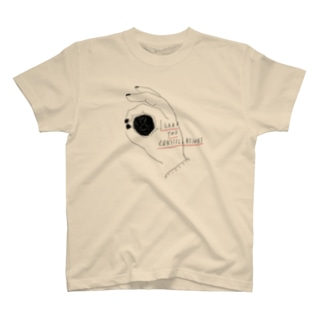 星座はロマン。 T-shirts