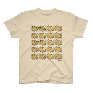 まつげねこきちコレクション T-shirts