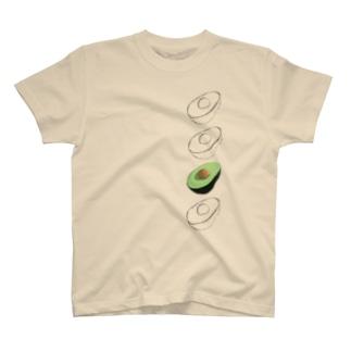 アボカボ T-shirts