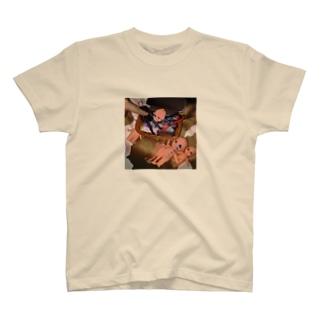 キューピーの命日 T-shirts