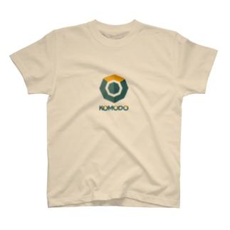 KOMODOコイン Tシャツ T-shirts