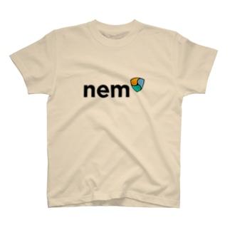 仮想通貨NEM Tシャツ T-shirts