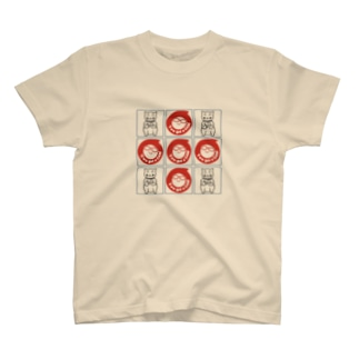 まめちゃば こらぼ T-shirts