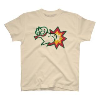 おにゃんヒップアタック T-shirts