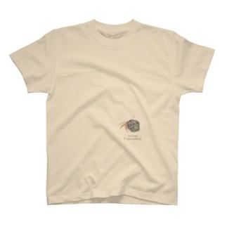 ヤドカリ T-shirts