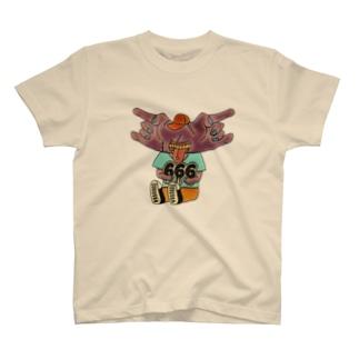 メロイックボーイ T-shirts