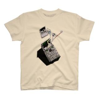 たばこおばけ T-shirts