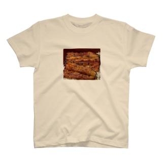 うなぎ T-shirts