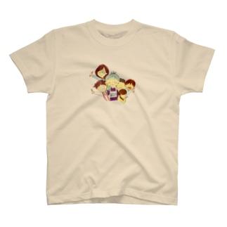 甲木智子のくうちゃんのたからもの T-shirts