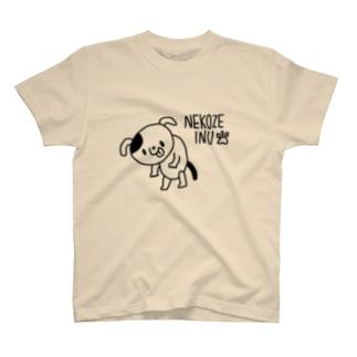ねこぜいぬ T-shirts