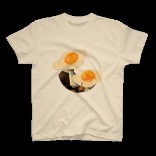 89のめだまやき2 T-shirts