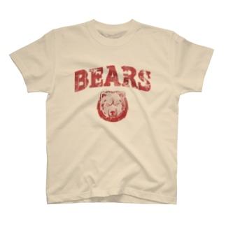 熊眼 T-shirts