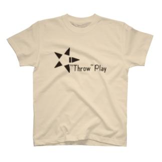 """Throw"" Play T-shirts"