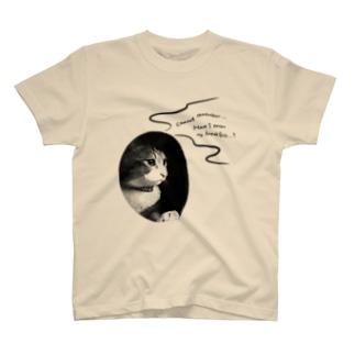 #今日のふぅさん その2 T-shirts