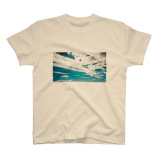 いわし雲 T-shirts