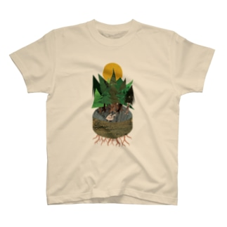 dusty-world T-shirts