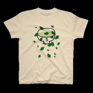 三重殺セカンドの店の日本茶カフェ チャコの店 T-shirts
