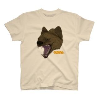HYENA T-shirts