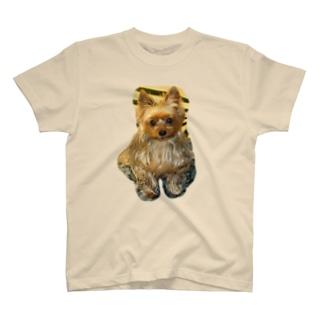 愛犬レオくん T-shirts