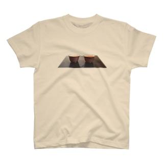 茶杯 T-shirts