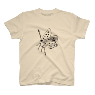 ゆるゆるてふてふ T-shirts