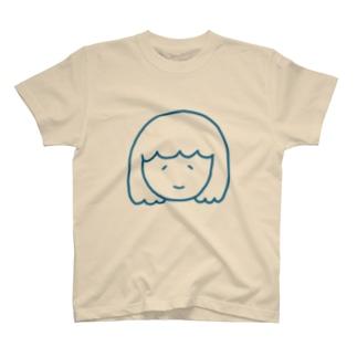 ももちT(青) T-shirts