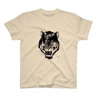 Earth Tiger T-shirts