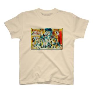 DvanArt T-shirts