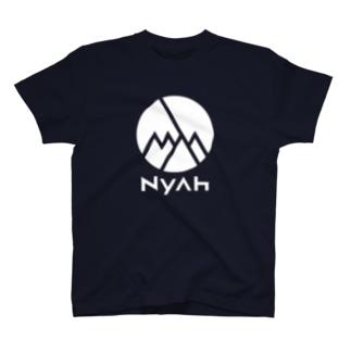 Nyah - white Tシャツ